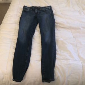Women's Abercrombie and Fitch skinny jeans